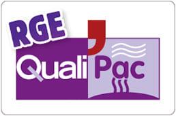 logo RGE Qualipac